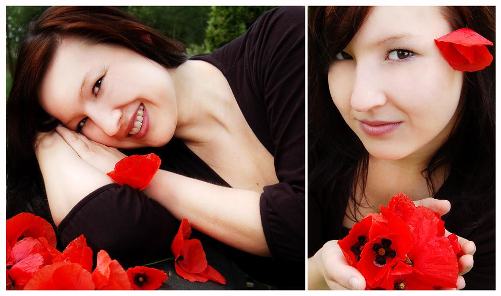 Model: Anne B.
