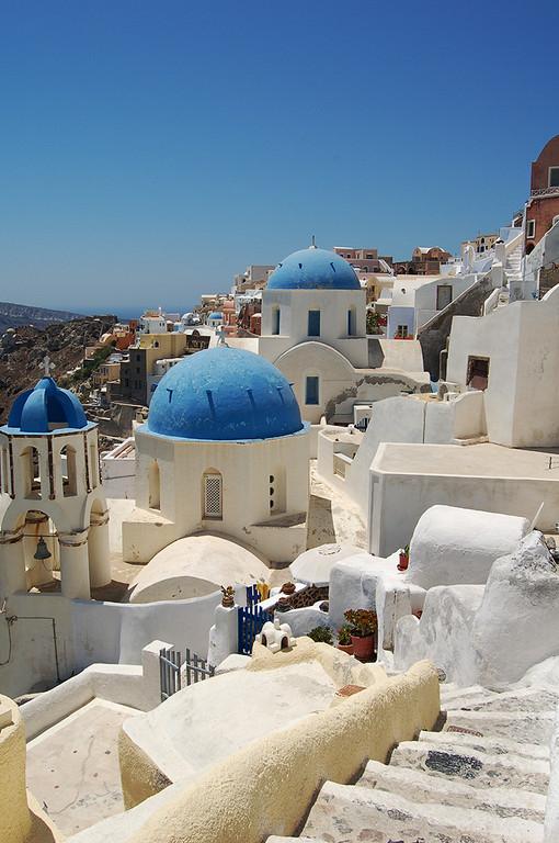 Griechenland, Santorini 2006