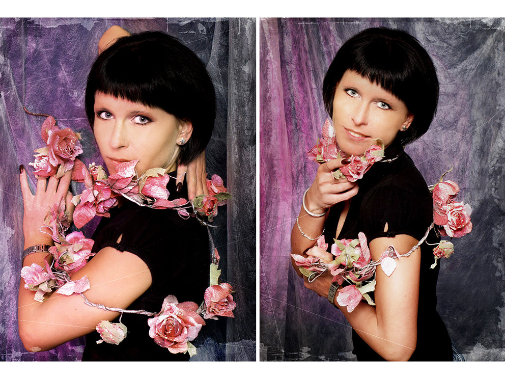 Model: Anne S. Studio-Testaufnahmen Dessau