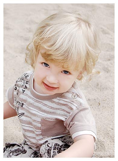 Model: Der süße Kevin