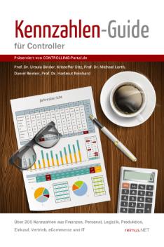 eBook: Kennzahlen-Guide für Controller
