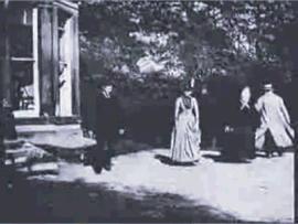 Roundhay garden scene del 1888