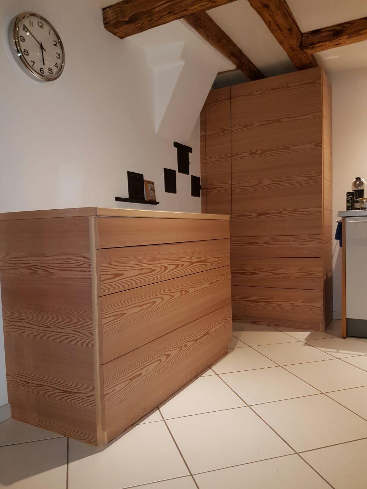 Schrank in Küche von BERNHOF-Vetsch AG