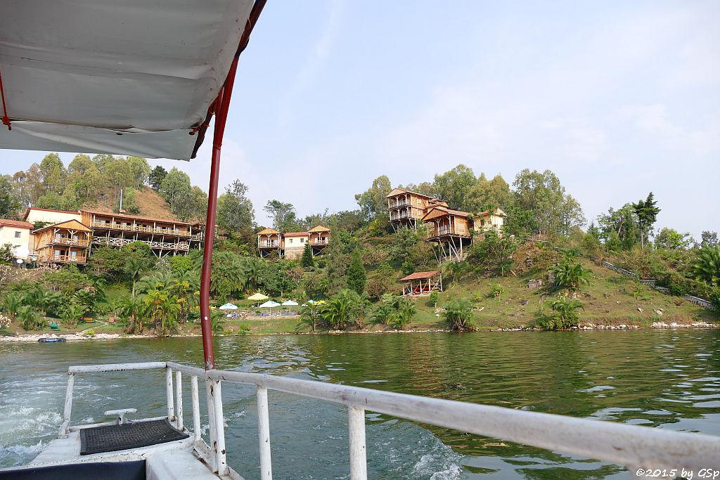Bootsfahrt Lake Kivu - 39 Fotos