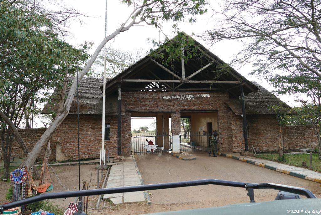Talek Gate