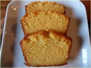cake jaune soleil