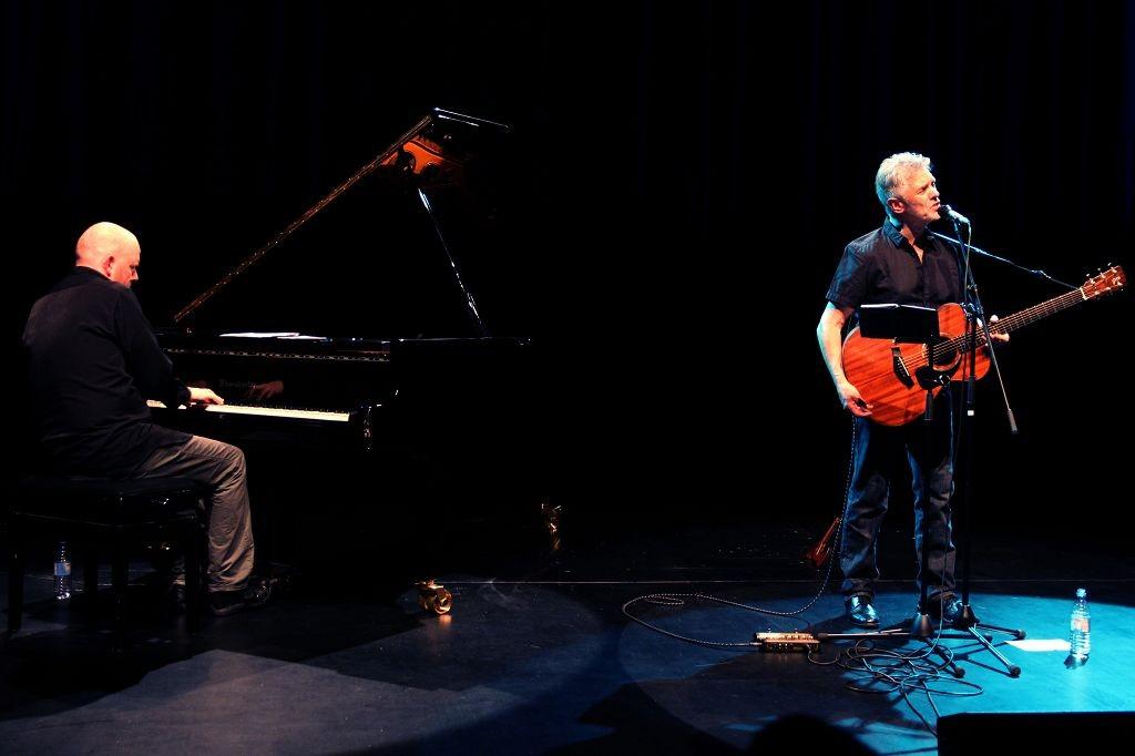 IAIN MATTHEWS & EGBERT DERIX, Sept. 2015, Foto von Björn Othlinghaus