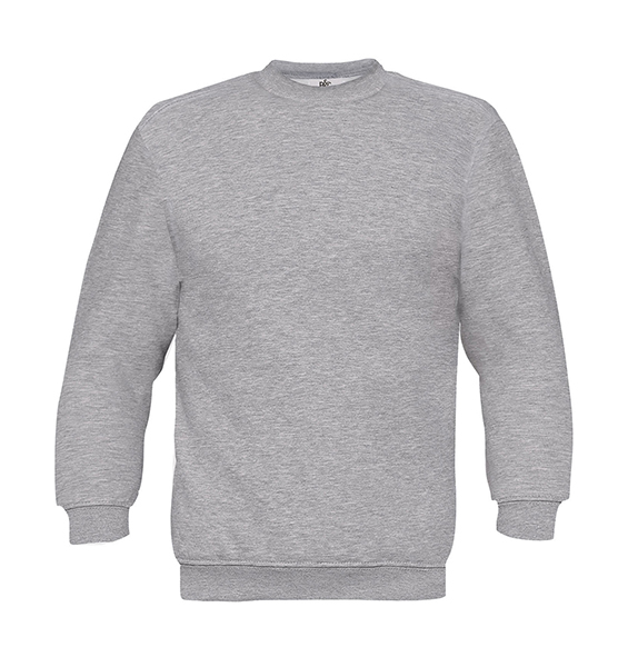 Heather Grey S, M, L, XL, XXL, 3XL