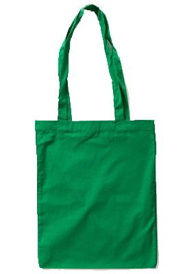 Taschendruck Baumwolltasche, lange Henkel, XT003