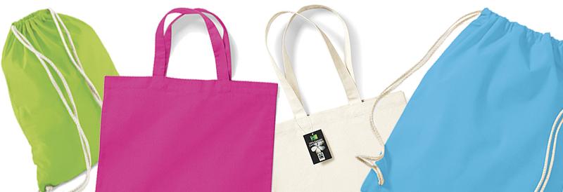 Baumwolltaschen Stofftaschen