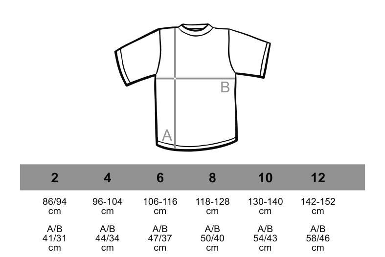 Kids Imperial T-Shirt SOL´S Größen