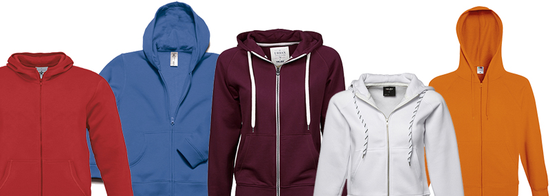 Hooded Jackets kapuzenjacken bedrucken