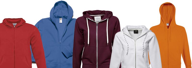Hooded Jackets kapuzenjacken