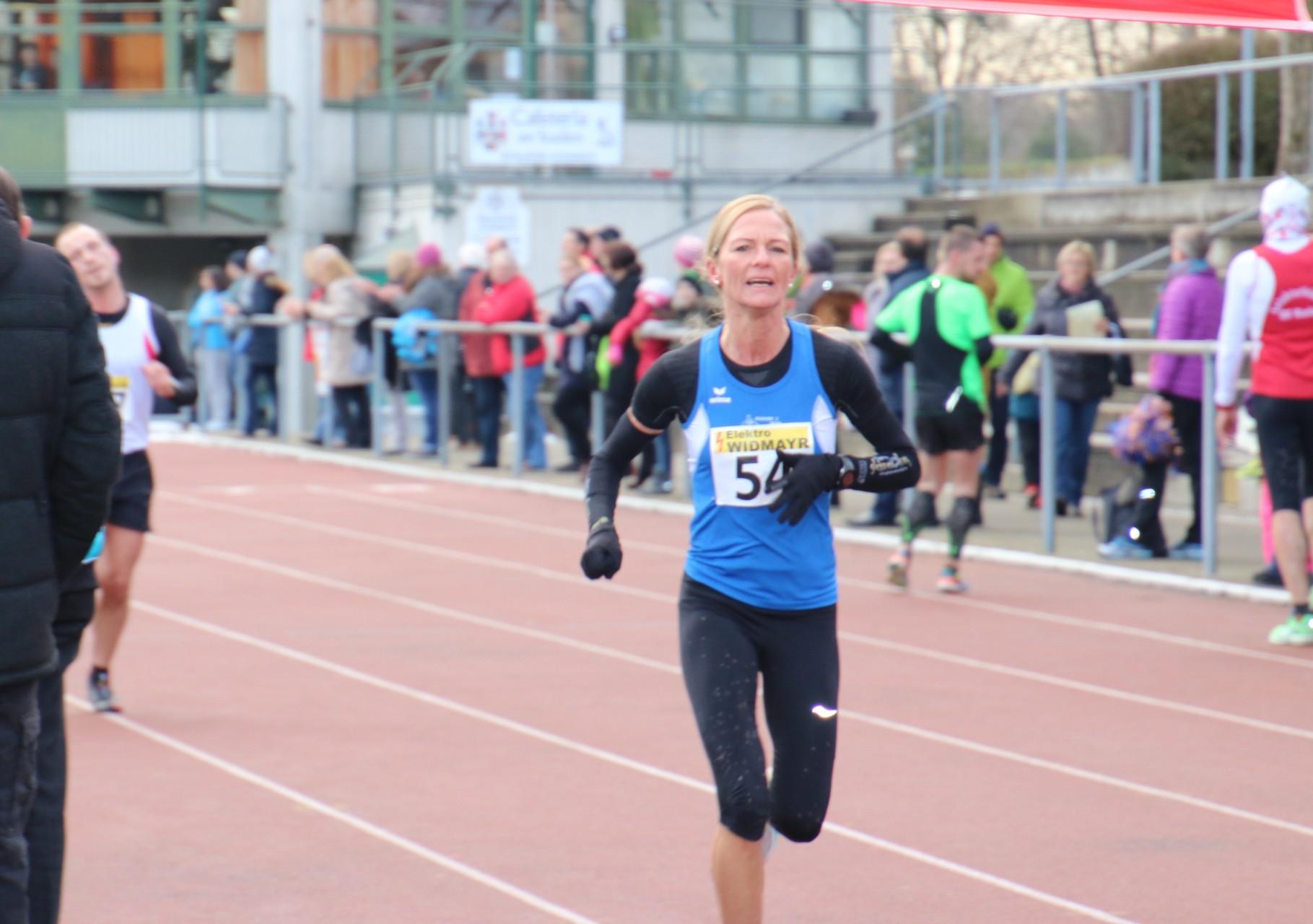 3.Platz Frauen: Zettel Michaela TG Viktoria
