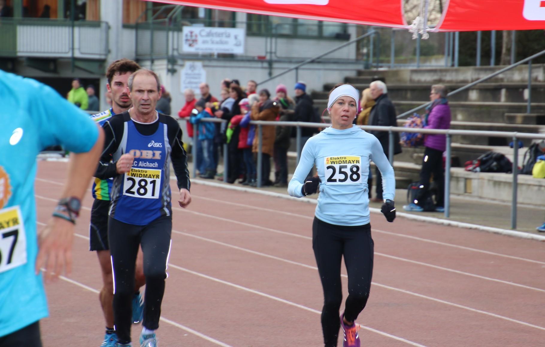 1.Platz Frauen: Heer Isabelle Stadtwerke München
