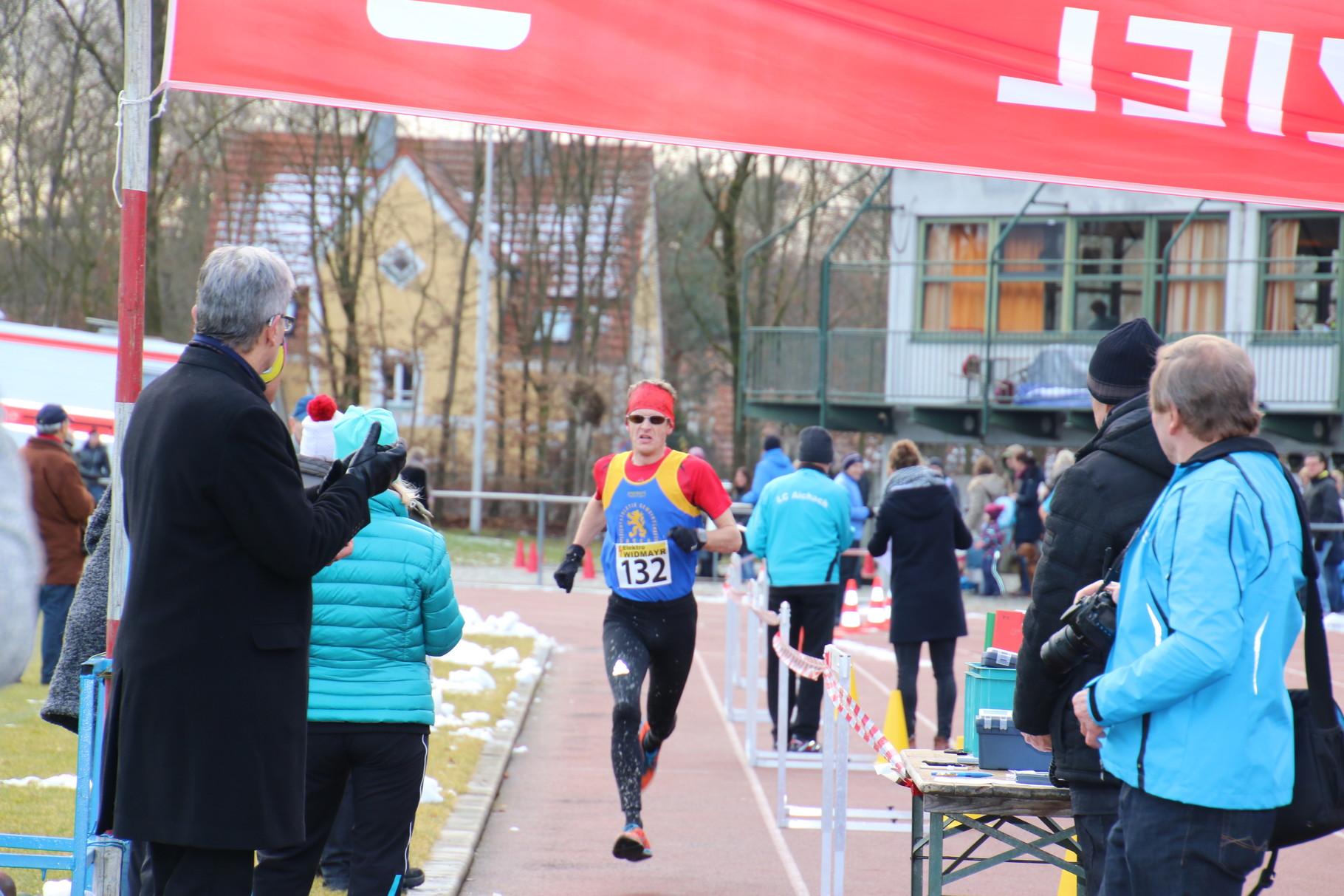 3.Platz Männer: Schouren Frank LG Passau