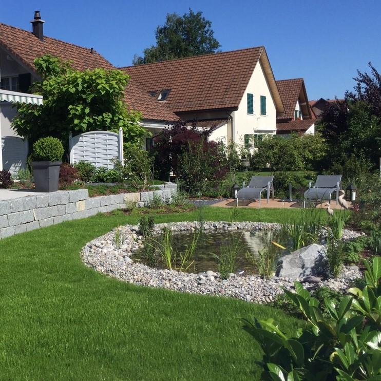 Vorarbeiter Gartenunterhalt 100% (m/w) - Ref. Nr.5129