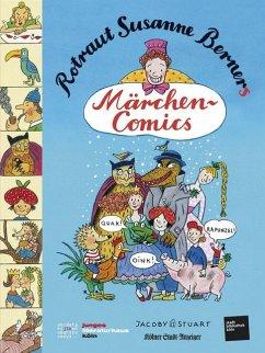 "Cover der Sonderausgabe ""Märchen-Comics"", Rotraut Susanne Berner, Jacoby & Stuart / Kölner Stadt-Anzeiger"