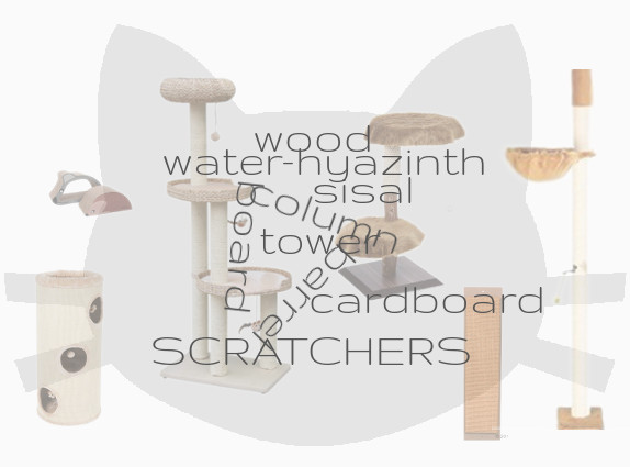 cat scratcher types