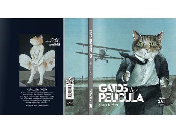 Libro-  Gatos de Película