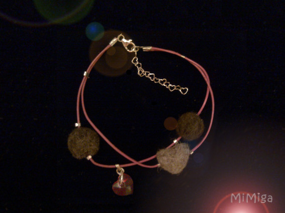 joya-mi-miga-pulsera-pelo-animal-gatos-jewel-bracelet-pet-cat-hair