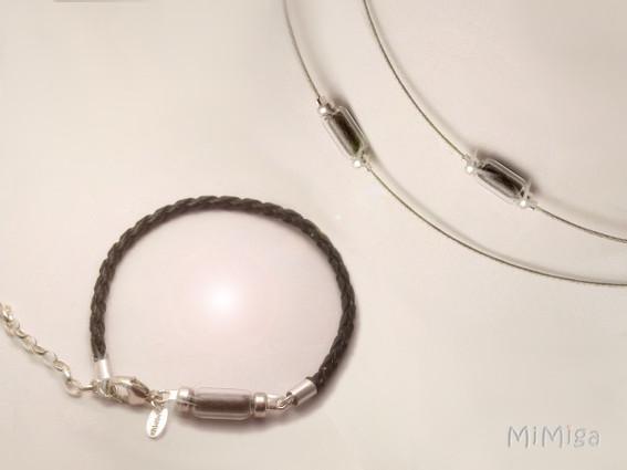 mi-miga-artistic-pet-hair-jewellery-bracelet-leather-necklaces-steel-sterling-silver-glass-dog-charlie