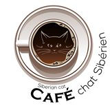 cafe-chat-siberian-logo