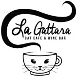 la-gattara-cat-cafe-logo
