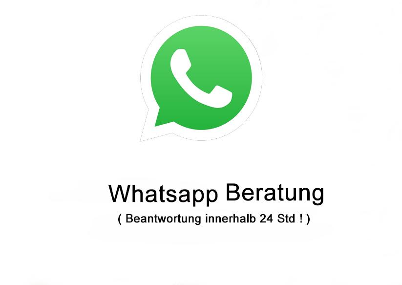 WhatsApp Beratung lohnt sich doppelt