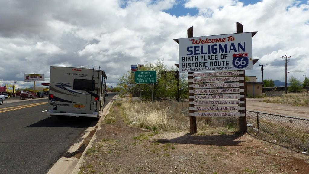 Entrée de Seligman
