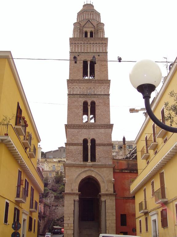 Campanile Duomo di Sant'Erasmo