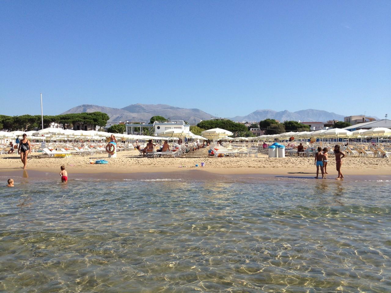 Gaeta - Spiaggia di Serapo