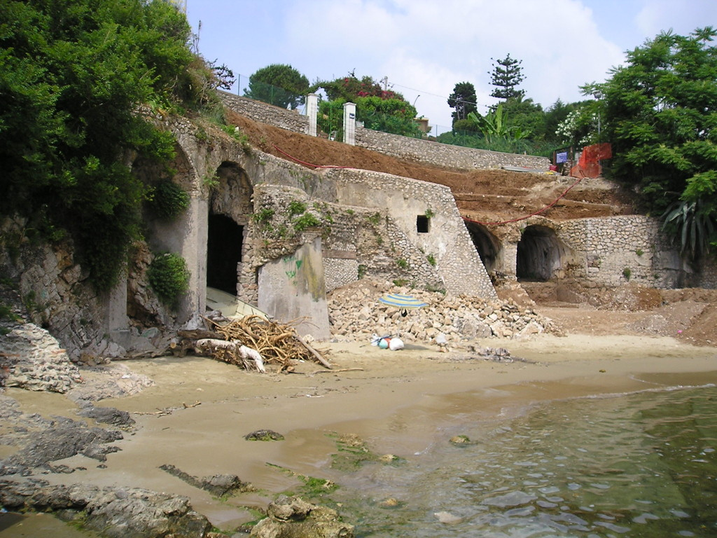 Gaeta - Spiaggia Fontania