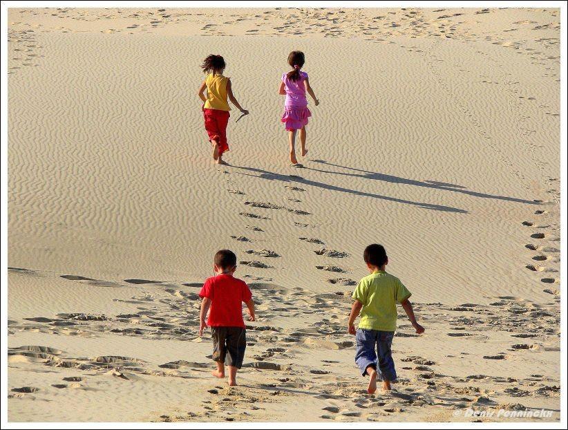 Wüstenfeeling für Kids
