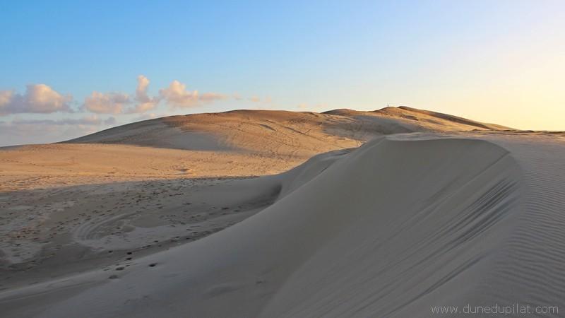 La Dune du Pilat - toujours plus longue et plus large