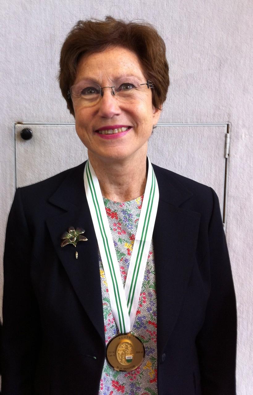 Marie-Hélène MIAUTON (Reine du tir Cat A)