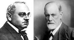 A. Adler und S. Freud