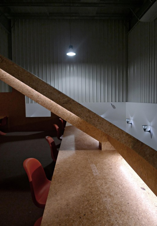 Shelter loft