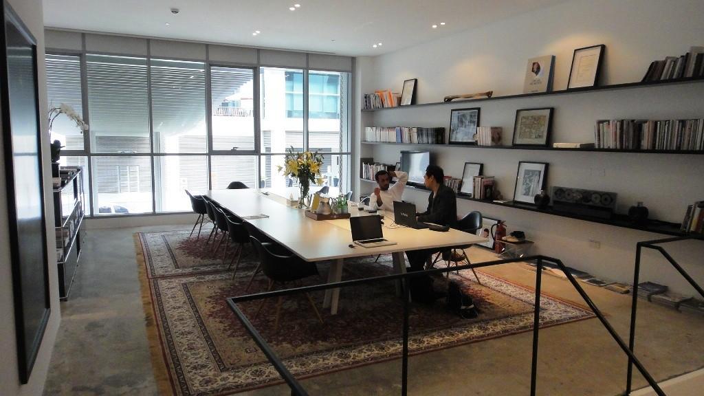 Brownbook Office First Floor