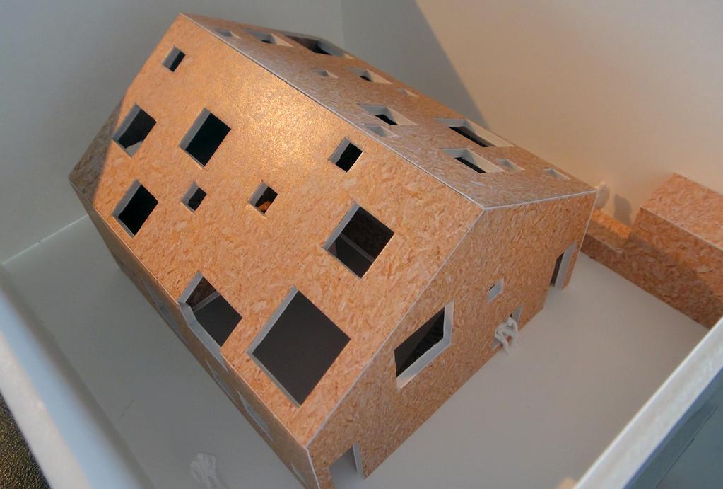 Shelter physical model