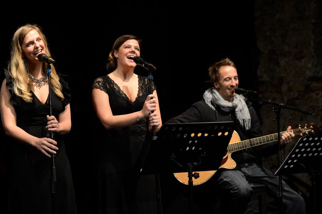 Barbara Hell, Julia Frisch, Florian Wöss
