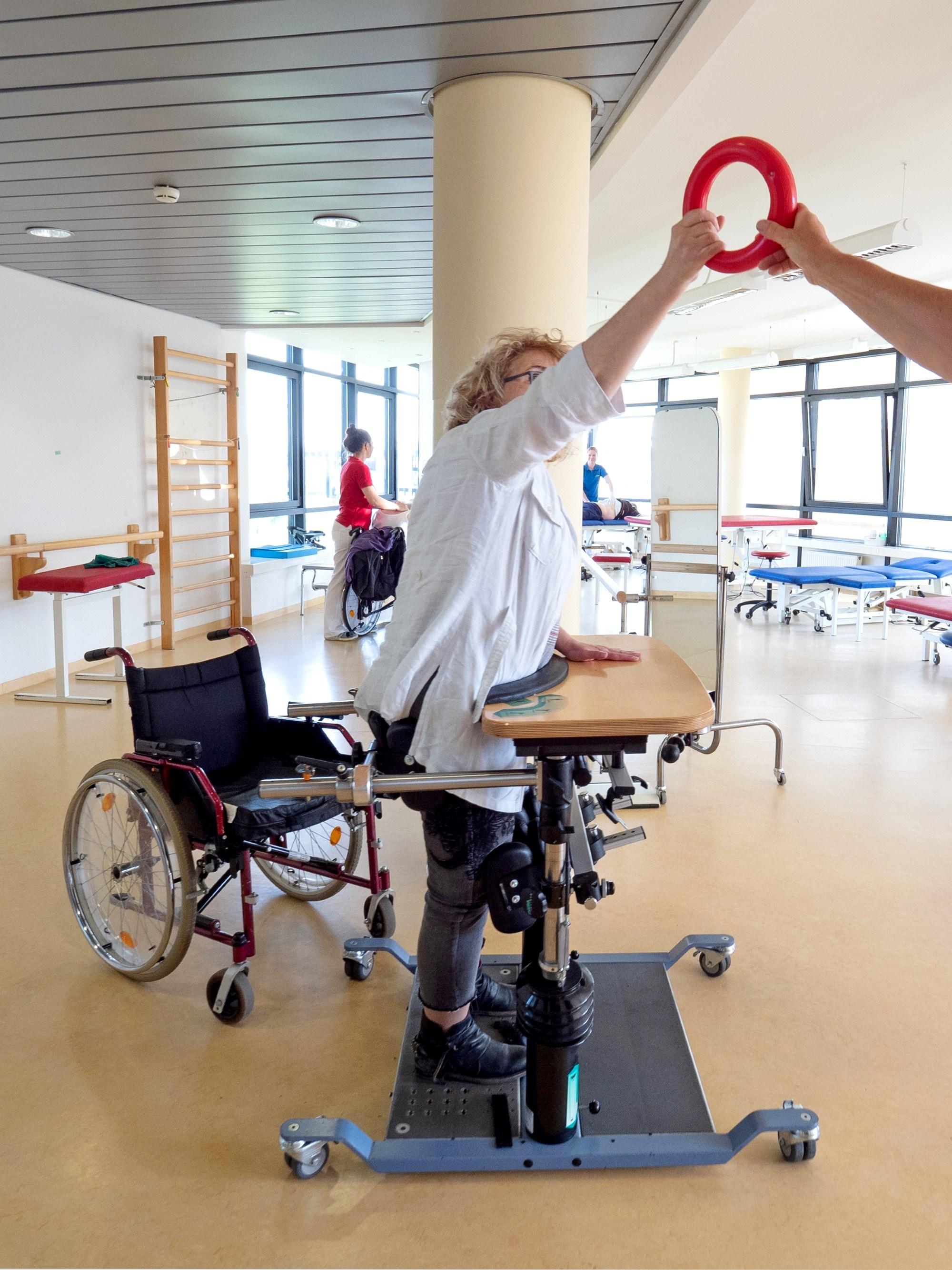 rehamed-plus  Stuttgart Balancetrainer