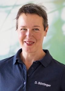 Dagmar Böttinger Physiotherapeutin Teamleitung, Patientenaufnahme