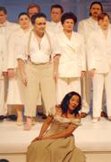 Theater Erfurt, Orfeo, Monteverdi 2008