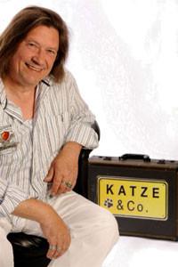 Volker Katzmarcyk - früher Panta Rhei < darus entstand KARAT - klick mich..