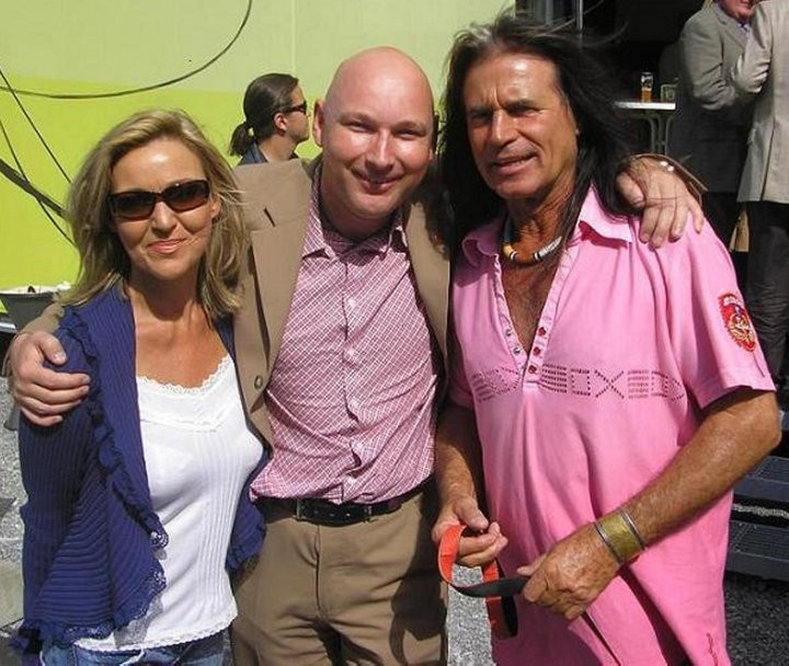 WATERLOO, Hans KREUZMAYR & Frau Andrea