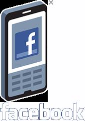 Mel bei Facebook 2 - klik mich...