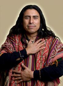 Carlos Arias Segura (Wiracocha Kamayoc) bei FB - klick mich...