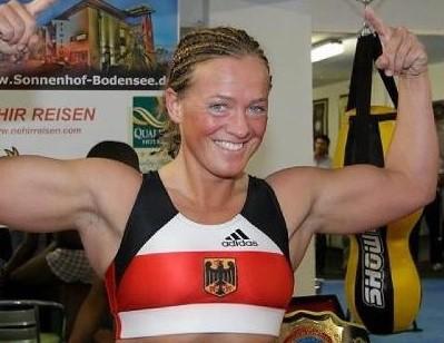 Tina Schüßler - Comeback & Sieg am 16.Juni 2012