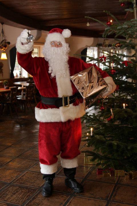 Ho hoo - Santa Simon is coming
